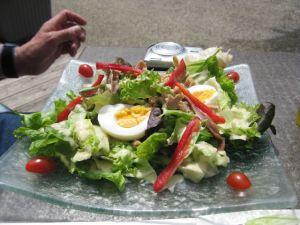 alain's salad