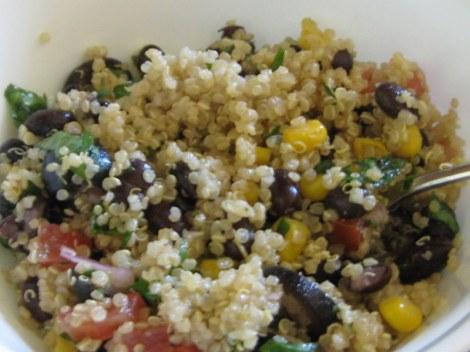 Mexi-Quinoa Salad